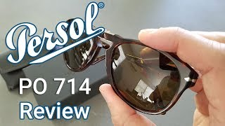 Download Persol 714 Sunglasses: Unboxing & Review in 4K Video