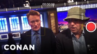 Download Conan & Kevin Nealon Take A Hike Around The Studio - CONAN on TBS Video