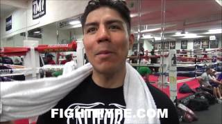 Download JESSIE VARGAS REACTS TO PAULIE MALIGNAGGI SPARRING CONOR MCGREGOR; EXPLAINS WHY IT WON'T HELP Video