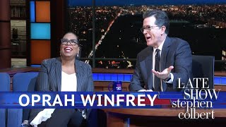 Download Oprah Winfrey Gets A Sign From God About 2020 Video