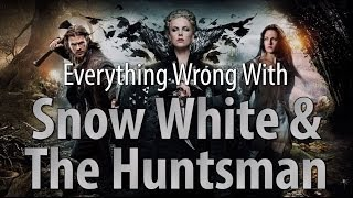 Download Everything Wrong With Snow White & The Huntsman Video