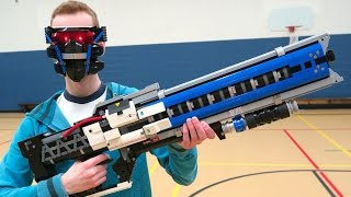 Download LEGO Soldier: 76's Heavy Pulse Rifle - Overwatch Video