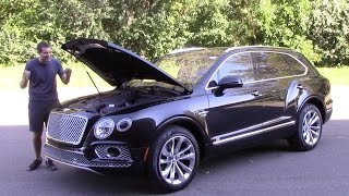 Download Here's Why the Bentley Bentayga Is Worth $250,000 Video