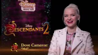 Download The Costumes of Disney Channel's 'Descendants 2' Video