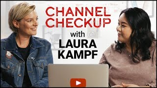 Download Advice from a YouTube Partner Manager | Channel Checkup ft. Laura Kampf Video