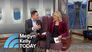 Download Jeff Rossen Give Tips On How To Overcome Fear Of Flying | Megyn Kelly TODAY Video