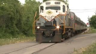 Download Medina Railroad Museum and Train Rides 585-798-6106 Video