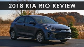 Download Quick Review | 2018 Kia Rio | Buying on a Budget Video