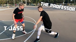 Download The Professor tries T jass crazy layup package.. Then teaches him signature moves Video