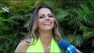 "Download Viviane Araújo celebra novo namoro: ""Amar é maravilhoso"" Video"
