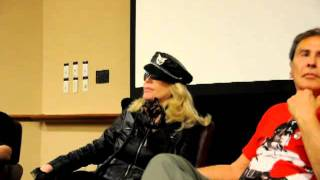 Download Dyanne Thorne (Ilsa She Wolf of the SS) Q&A at Cult Fiction Drive In (part 3) Video
