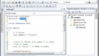 Download C++ 16 - Strings Video