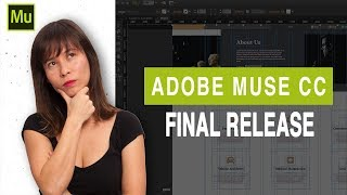 Download Adobe Muse CC Final release - What's next Video