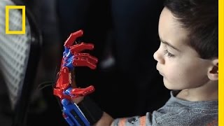 Download How 3-D-Printed Prosthetic Hands Are Changing These Kids' Lives | Short Film Showcase Video