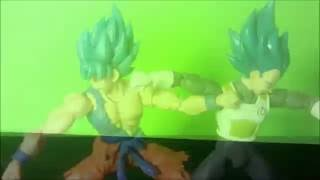 Download Dragon Ball Z Stop Motion Review - Vegeta SSGSS S H Figuarts Video