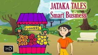 Download Jataka Tales - Smart Business - Animated / Cartoon Stories for Kids Video