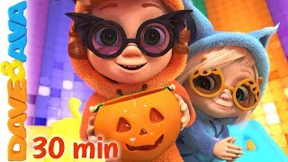 Download 🤡 Halloween Songs and Nursery Rhymes by Dave and Ava | Halloween Songs for Kids 🤡 Video