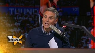 Download Best of The Herd with Colin Cowherd on FS1 | APRIL 24 2017 | THE HERD Video