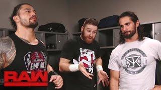 Download Sami Zayn unites with former Shield members: Raw, Jan. 16, 2017 Video