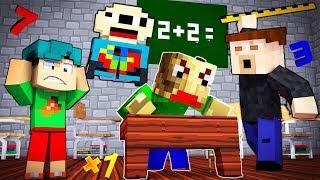 Download Minecraft - BALDI'S BASICS - BALDI GETS SPANKED?! Video