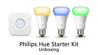 Download Philips Hue Starter Kit Unboxing 3rd Generation Video