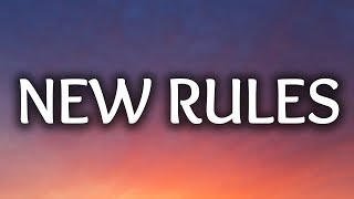 Download Dua Lipa ‒ New Rules (Lyrics) 🎤 Video