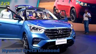 Download New 2019 Hyundai Creta Diamond | Motor Show São Paulo Brazil Video