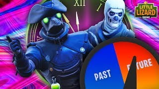 Download SKULL TROOPER STEALS PLAGUE'S TIME MACHINE -NEW SKIN- *SEASON 6* - FORTNITE SHORT FILMS Video