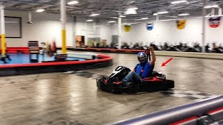 Download Electric Go Carts are FAST! Video