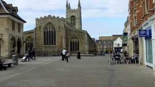 Download City Centre, Peterborough. Video