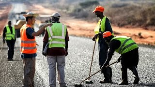 Download Chinese-built road to boost development in Kenya Video
