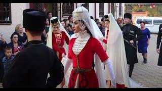 Download Вывод невесты. Свадьба Ульбашевых Руслана и Мадины Video