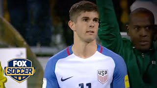 Download Christian Pulisic's breakout year with Dortmund and the USMNT | FOX SOCCER Video