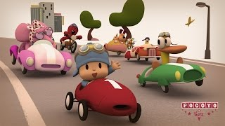 Download Pocoyo & Cars: The Great Race! [20 minutes special] Video