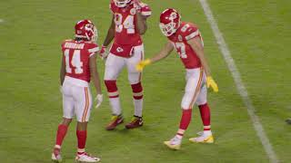 Download Travis Kelce Wired vs the Broncos Video