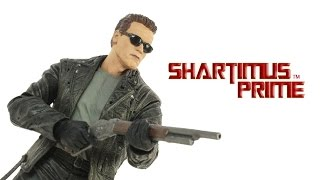Download NECA Ultimate T-800 Terminator 2 Judgement Day Movie 7 Inch Toy Action Figure Review Video
