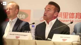 Download Schwarzenegger presenta la primera edición de ″Arnold Classic Asia Multi-Sport″ Video