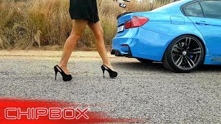 Download Extremely Loud!!! BMW M3 F80 with 410kW 680Nm by CHIPBOX® Video