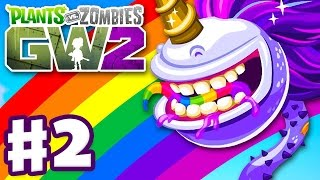 Download Plants vs. Zombies: Garden Warfare 2 - Gameplay Part 2 - Unicorn Chomper and Loyalty Rewards! (PC) Video