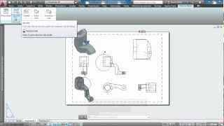 Download Tutorial Autocad 2013: Crear vistas desde modelo 3D. Video