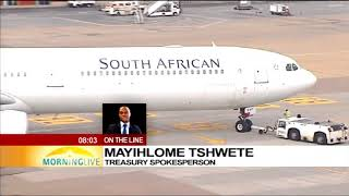 Download Mayihlome Tshwete on Dudu Myeni's removal as SAA chair Video