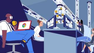 Download Google Chrome Infographic Video