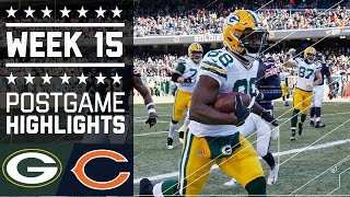 Download Packers vs. Bears | NFL Week 15 Game Highlights Video