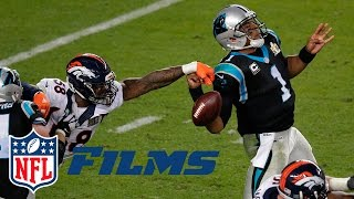 Download Von Miller Gets to Cam Newton | Super Bowl 50: Panthers vs. Broncos | NFL Turning Point | NFL Films Video