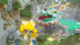 Download Minecraft - New Glide Maps! - Dragon + Kraken Video