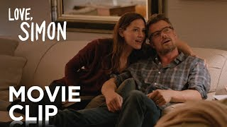 Download Love, Simon   ″Good Parents″ Clip   20th Century FOX Video