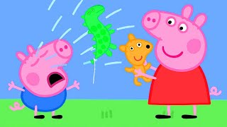 Download Peppa Pig English Episodes | George's New Balloon Peppa Pig Official Video