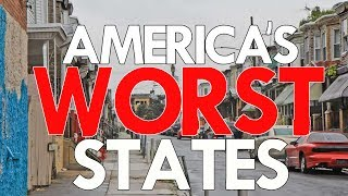 Download The 10 WORST STATES in AMERICA Video