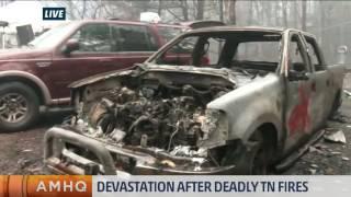 Download Devastation After Deadly Fires Video
