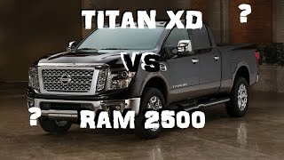 Download TITAN XD VS RAM 2500...... WHICH IS BETTER!? Video